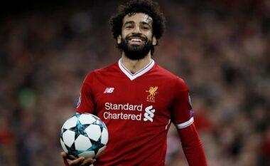 Ndeshja me Realin, Salah synon të arrijë nje rekord të ri me Liverpoolin