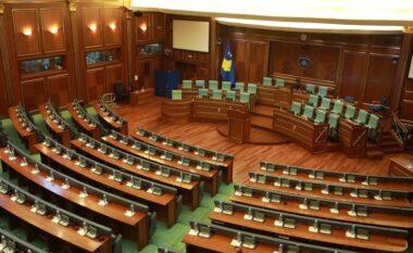 Seanca për presidentin, askush nga deputetët e partive nuk është në sallë