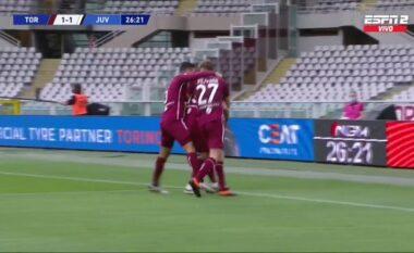 Torino barazon rezultatin përballë Juventusit (VIDEO)