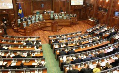 Kuvendi rrëzon Albin Kurtin, nuk miratohet ligji i ri për zgjedhjet