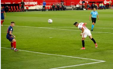 "Rihapet La Liga, Sevilla ""i bën gjëmën"" Atl Madridit (VIDEO)"