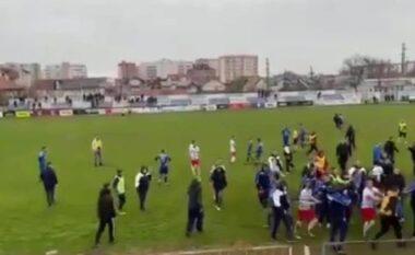 Rikthehet dhuna në futbollin kosovar, gjithçka nis pas një goli (VIDEO)