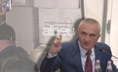 Skandali i shpërndarjes së ushqimeve në Berat, Meta: Ngrehuni dhe bjeruni (VIDEO)