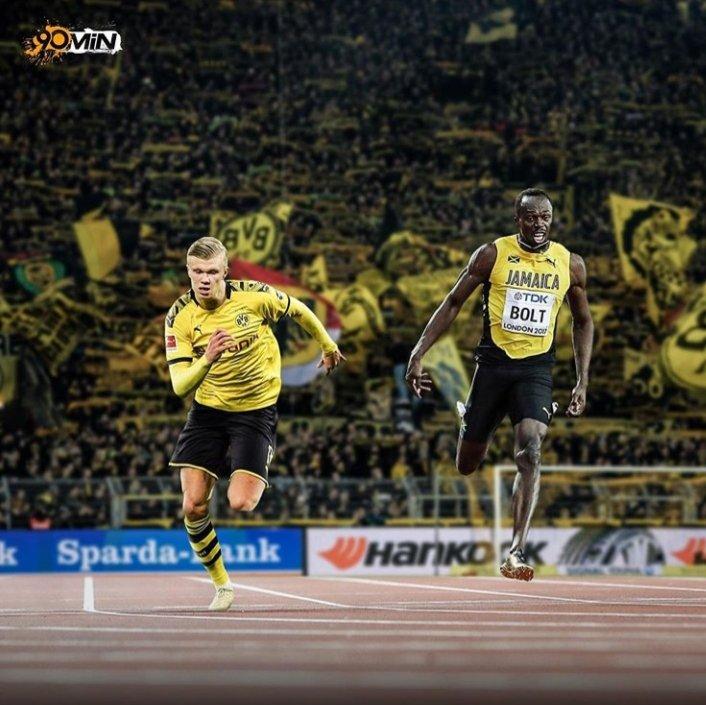 """Rraketa """"Haaland"""", norvegjezi thyen rekordin e shpejtësisë në Bundesligë"""