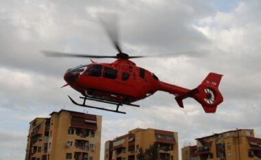 Fëmija 6-vjeçar rrëzohet me bicikletë në Bulqizë, transportohet me helikopter në Tiranë