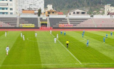 """Një ndër ndeshjet më të bukura të kampionatit, Kukësi dhe Tirana ndahen në """"paqe"""" (VIDEO)"""
