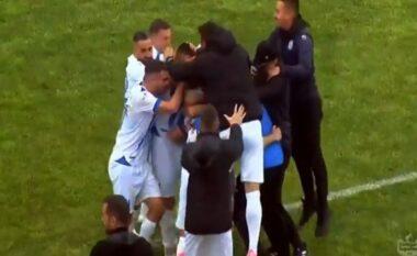 "Tirana mposht Teutën me dy super gola, durrsakët ""braktisin"" kreun (VIDEO)"