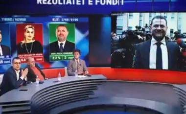 """""""Mbylle gojën, o ku*vë"""", Tom Doshi shthur gojën me gazetarin Rakipllari (VIDEO)"""