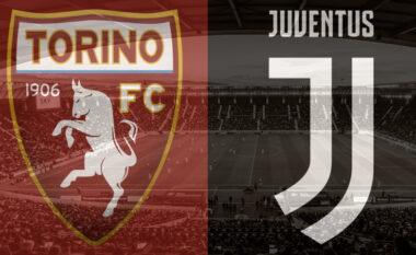 Torino – Juventus, formacionet zyrtare: Ronaldo-Morata dyshja e sulmit