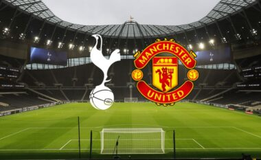 Formacionet zyrtare, Tottenham-Manchester United