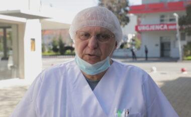 Tritan Kalo: Hera e parë që nga fillimi i pandemisë që asnjë person në Covid nuk vjen në Urgjencë