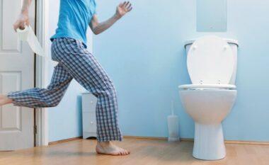 Shkoni shpesh në tualet? Duhet të shmangni këto 5 ushqime