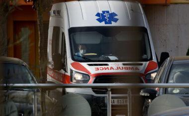 Aksident në qendër të Tiranës: Përplaset autobuzi, 4 qytetarë dërgohen në spital