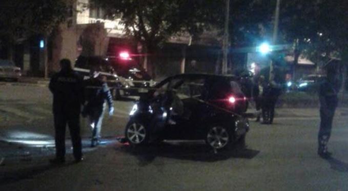 """Aksident mes Tiranës: """"SMART-i"""" merr përpara 4 persona"""