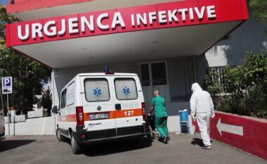 E FUNDIT/ 820 raste të reja dhe 7 humbje jete nga COVID-19 në Shqipëri
