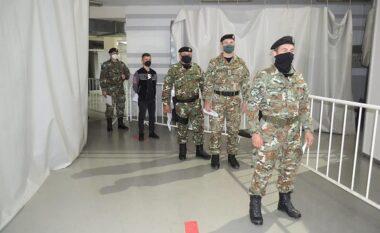 Nis vaksinimi i ushtrisë në Maqedoninë e Veriut