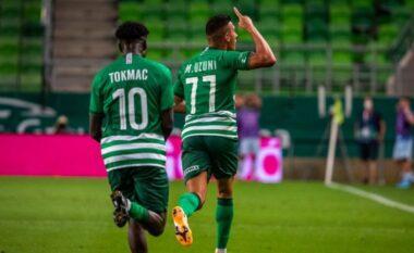 Uzuni shënon përsëri, tani është golashënuesi i tretë më i mirë në Hungari