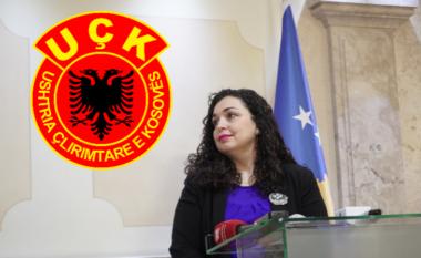 Pse presidentja Vjosa Osmani s'e përmend UÇK-në? (FOTO LAJM)