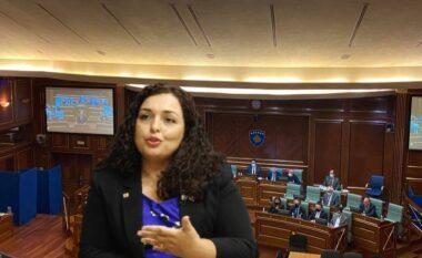 Vjosa Osmani zgjidhet presidente e Kosovës (VIDEO)