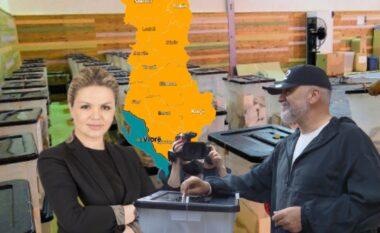 Mbyllet numërimi në Vlorë dhe Dibër, Edi Rama dhe Aurora Mara kryesojnë listat