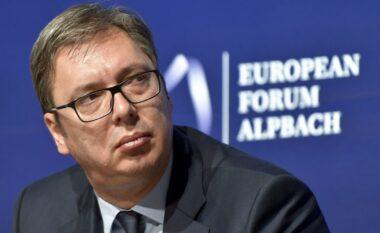 Vuçiç: Nuk duam konflikt të ngrirë më shqiptarët, nuk do të ketë Serbi të Madhe