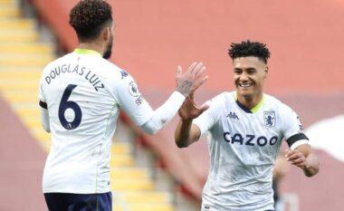 """Zhbllokohet ndeshja në """"Anfield"""", Aston Villa në avantazh (VIDEO)"""