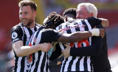 Mes shumë emocioneve mbyllet në barazim ndeshja mes Liverpoolit dhe Newcastle (VIDEO)