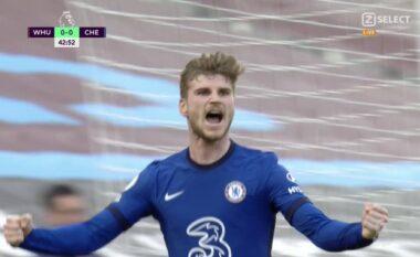 Chelsea zhbllokon rezultatin ndaj West Ham (VIDEO)