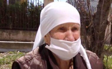 COVID-19/ Vaksinohet 100 vjeçarja shqiptare: Dua të jetoj edhe ndonjë ditë!