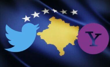 Edhe Yahoo e Twitter e njohin Kosovën, vendosin prefiksin +383 (FOTO LAJM)