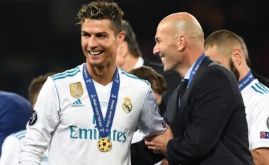 Zidane te Juventus dhe e ardhmja e Ronaldos, çfarë pritet të ndodhë në verë?
