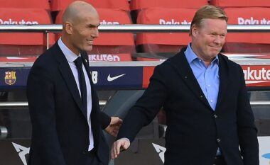 Zidane: Nuk e mendojmë humbjen! Koeman bën presion për 3 pikë