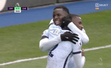 """Chelsea i """"frikshëm"""" ndaj Crystal Palace, 3 gola në 30 minuta (VIDEO)"""