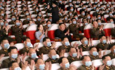 U zhduk në mënyrë misterioze, shfaqet si rrallëherë në publik gruaja e Kim Jong Un