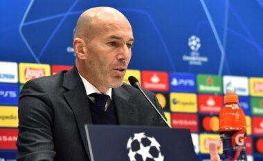 Zidane: Do të japim gjithçka për t'u kualifikuar, e meritojmë këtu ku jemi