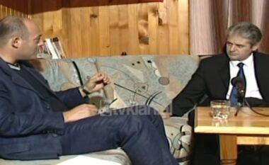 Ali Ahmeti para 19 viteve priste fitoren e madhe të BDI-së, ja çfarë tha në vitin 2002 (VIDEO)