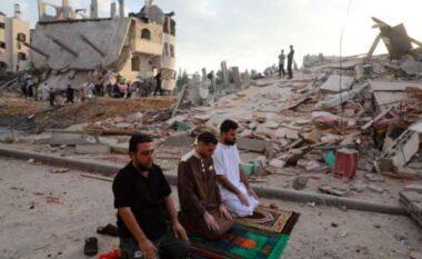 Myslimanët festojnë Bajramin mes dhunës (FOTO LAJM)