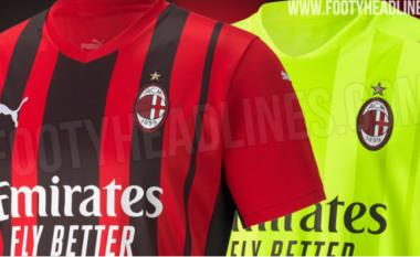 Publikohen fotot e uniformës së re të Milanit (FOTO LAJM)