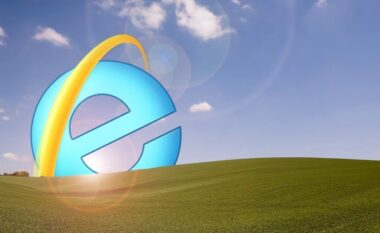 """Mbyllet faqja e famshme """"Internet Explorer"""""""