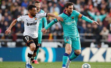 Prova e titullit, formacionet e mundshme Valencia-Barcelona (FOTO LAJM)