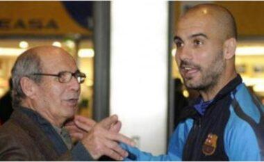 Babai i Guardiolës: Shpresoj të kthehet te Barça, jo të drejtojë Spanjën