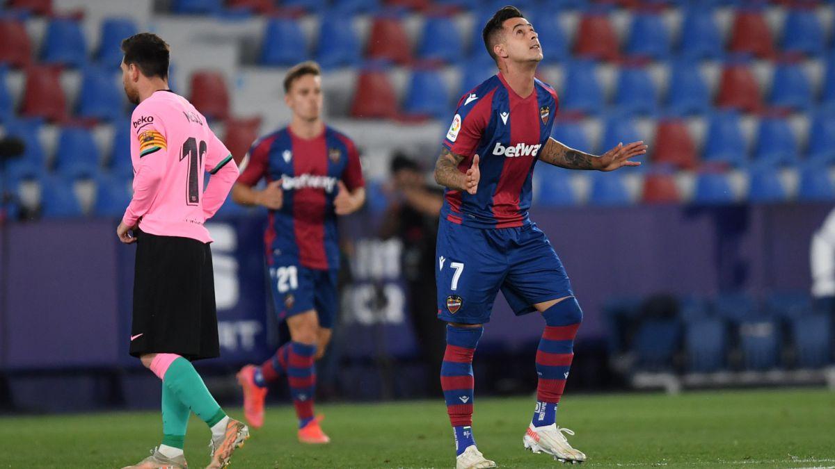 Tronditet Barcelona, Levante barazon sërish shifrat (VIDEO)