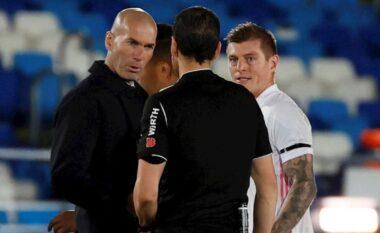 Formacionet zyrtare, Granada-Real Madrid