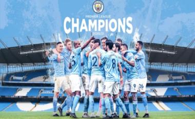 ZYRTARE/ Man City kampion i Premier League, ja sa tituj ka fituar Guardiola me Qyetarët