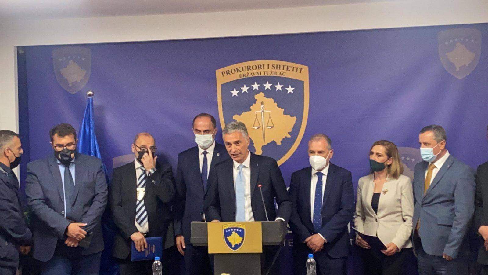 Kokaina kap vlerën 20 milion euro, policia e Kosovës: Arrestohen 7 persona