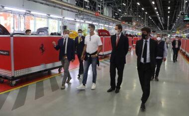 CR7 harron zhgënjimin ndaj Milanit, së bashku me Agnellin vizitojnë Ferrarin (FOTO LAJM)