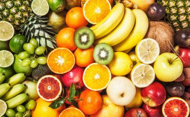 Nga molla e kuqe tek shalqini, cilat janë 6 frutat që ndihmojnë në rënien në peshë