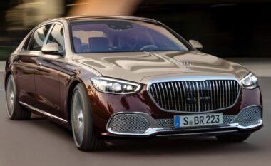 """Mercedes-Maybach S-Class i ri, """"bisha"""" gjermane prezantohet me dy supermotor (FOTO LAJM)"""