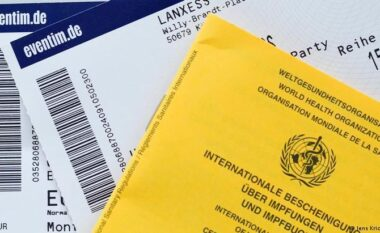 Falsifikohen certifikatat COVID në Gjermani, autoritetet njoftojnë masa