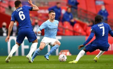 Finalja e madhe, si do të jenë formacionet e Man. City vs Chelsea (FOTO LAJM)